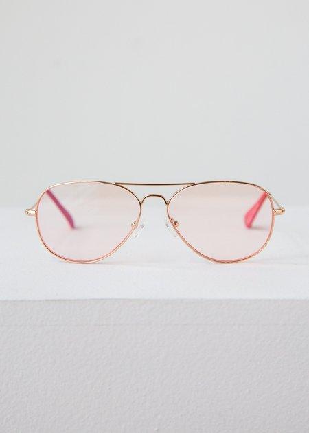 Caddis Eyewear Mabuhay - Polished Gold Rose