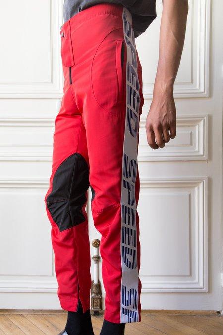 Martine Rose 'Speed' Motorcross Trouser