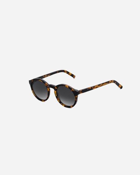 Unisex Monokel Barstow Sunglasses - Havana