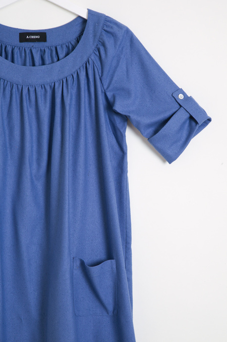 A.Cheng Prairie Dress