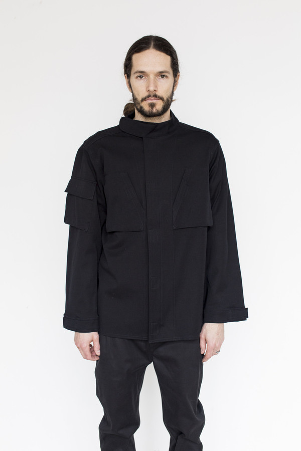 Men's Tom Wood Cotton Battle Jacket