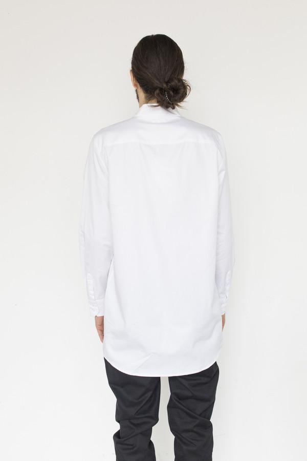 Men's Tom Wood Cotton Grandad Shirt