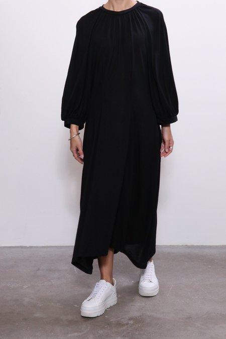 e9cb4c0665db ... Henrik Vibskov Exhale Jersey Dress - Black