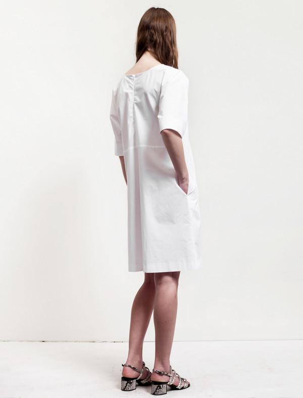 Stephan Schneider Dress Arrow White