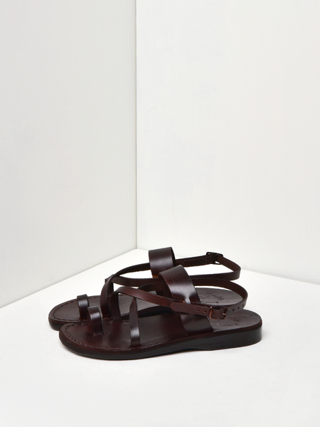 Jerusalem Sandals BETHANY SANDAL - BROWN