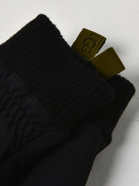 UGG M ALL WEATHER GLOVE - BLACK MULTI