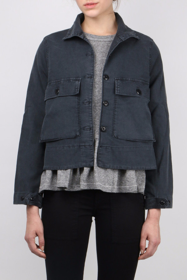 The Great The Swingy Army Jacket