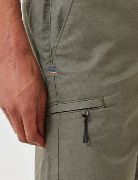 "Patagonia 8"" Performance Gi IV Shorts - Industrial Green"