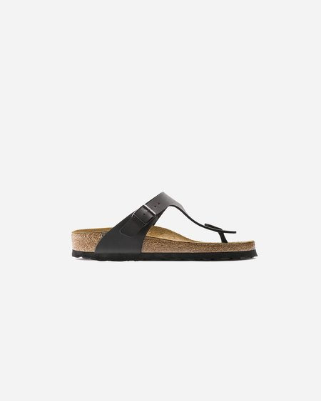 Birkenstock Gizeh Sandals - Black