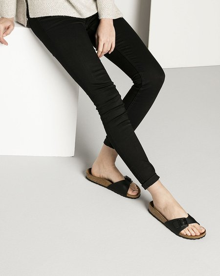 Birkenstock Madrid Sandals - Black