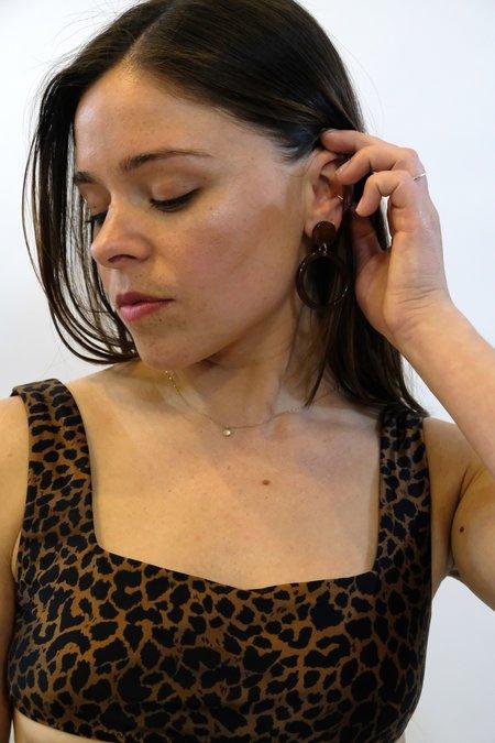 CASA CLARA Solana Earring Set - Ivory/Roux