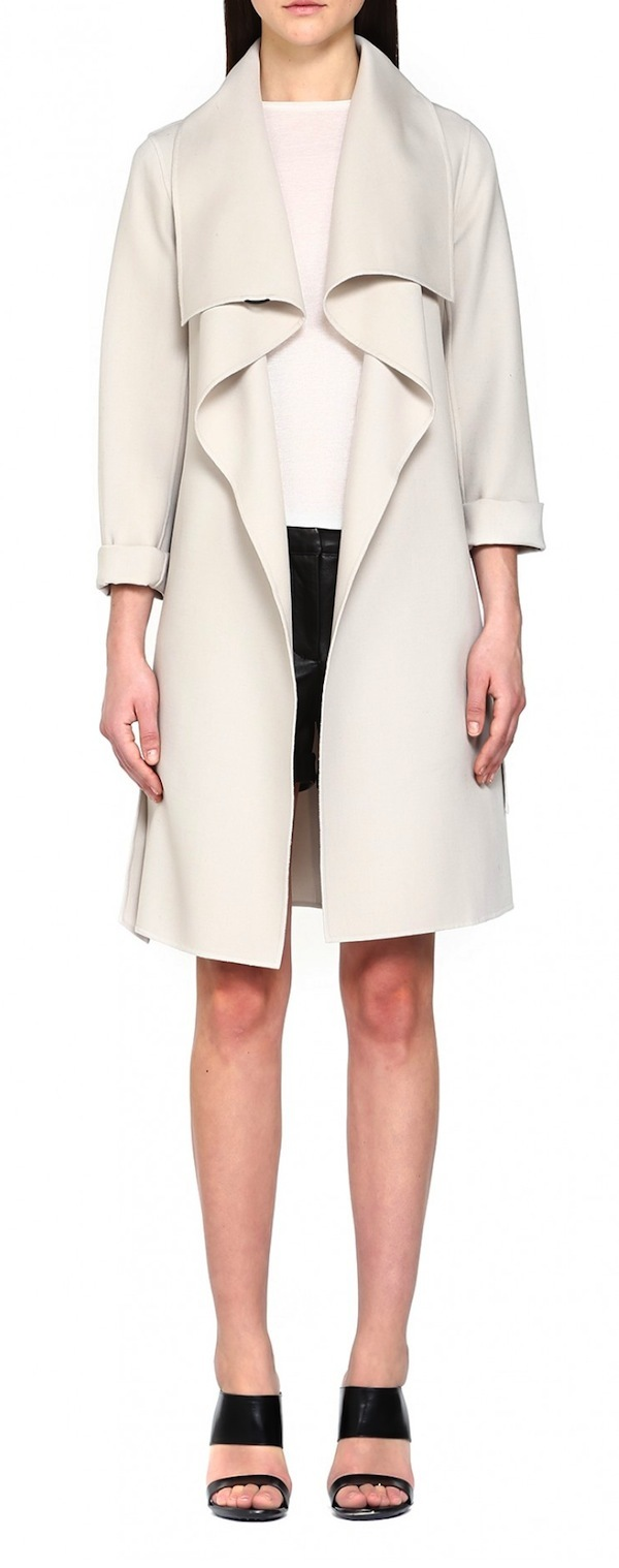 Mackage Loni Double Face Wool Coat