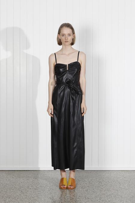 Nanushka Anja Dress - Black