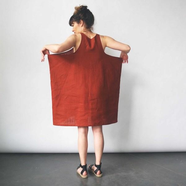 Ursa Minor Rif Dress