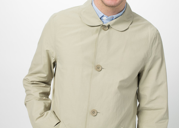 Men's You Must Create 3/4 Length Coat