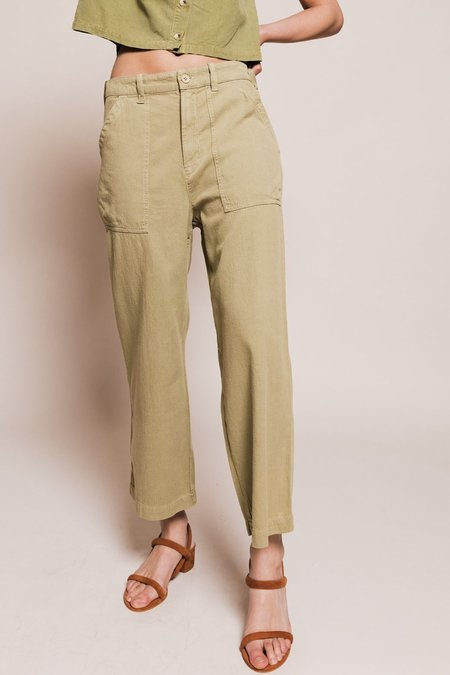 Lacausa Stella Trousers - Aloe