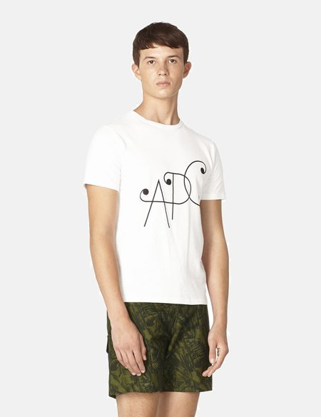 A.P.C. Ted T-Shirt - White