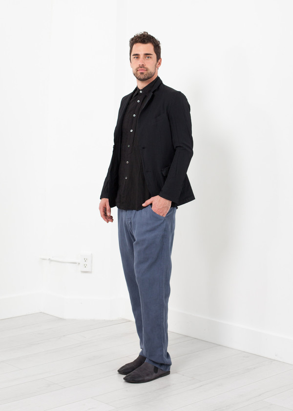 Men's Hannes Roether Balda Button Pant