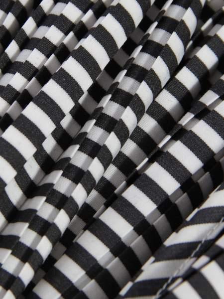 Henrik Vibskov Cooling Top - Black/White Stripe