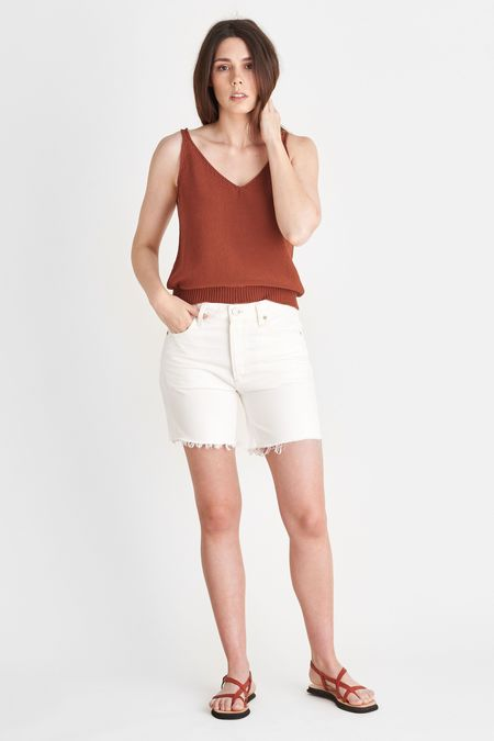 CITIZENS OF HUMANITY BAILEY LOOSE FIT SHORT - Idyll