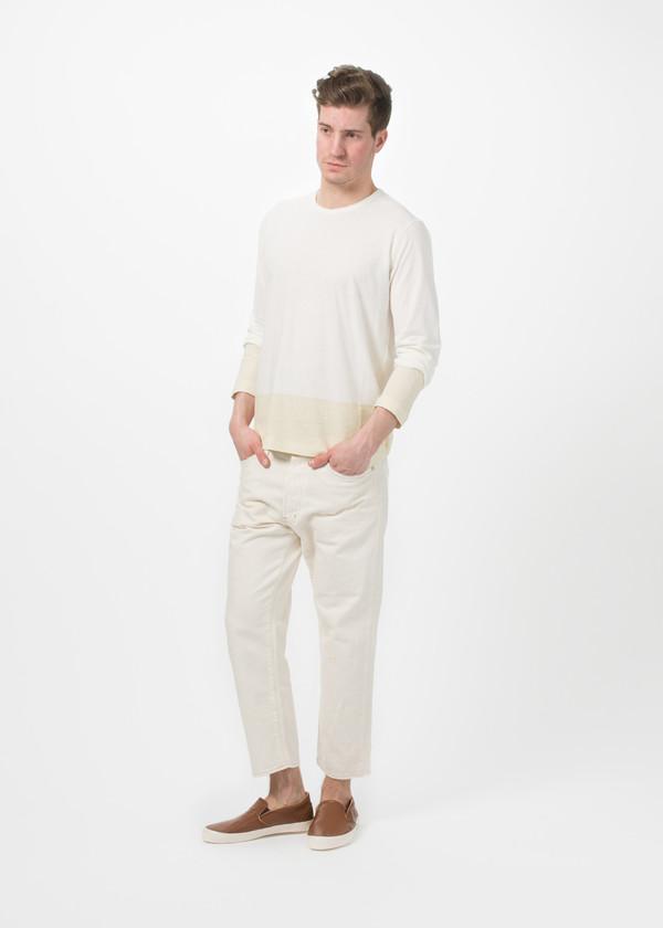 Men's You Must Create Long Sleeve Block T-Shirt