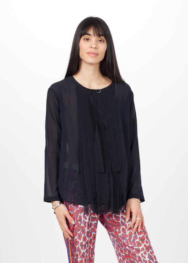 Lareida Nell Shirt - Midnight Blue