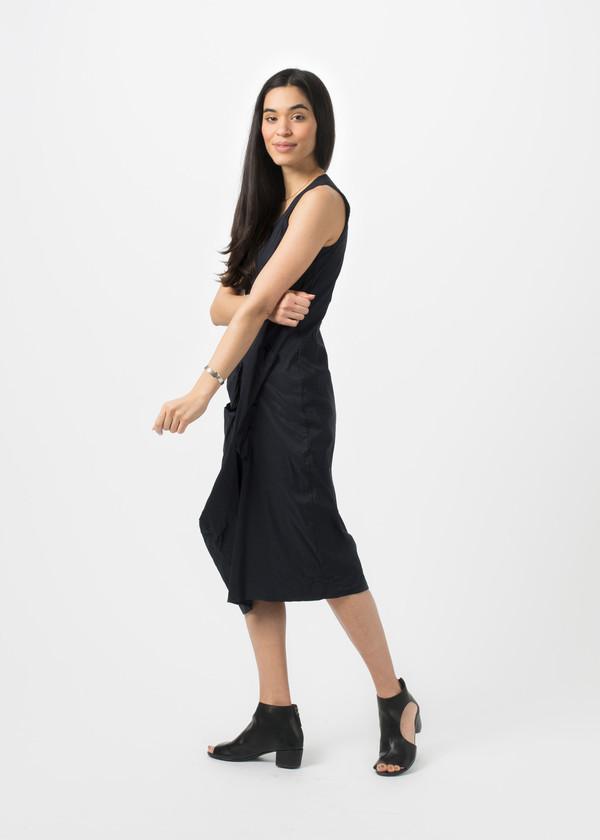 Rundholz Skewed Seam Dress