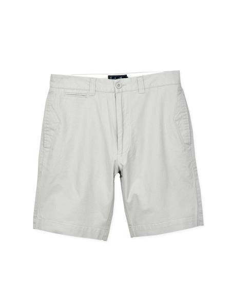 Grayers Newport Garment Dyed Canvas Shorts - Lunar Rock
