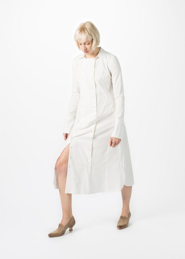 Cherevichkiotvichki Two Row Shirt Dress