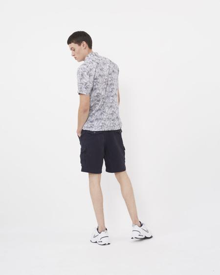 Minimum Longa Short - Navy Blazer