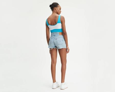 Levi's 501 High Rise Shorts - Weak in The Knees