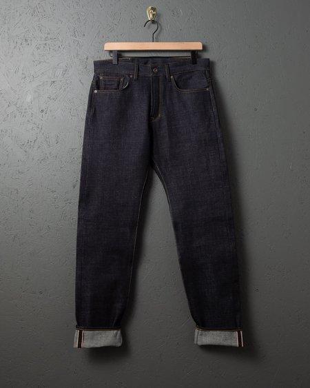Railcar Fine Goods Railcar Spikes X042 Jeans - Indigo