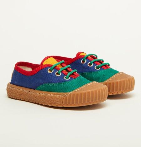 KIDS Shop Merci Milo Otto Plimsoles Shoes - MULTI