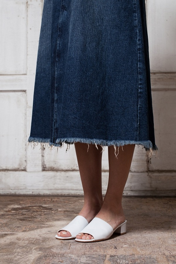 Rachel Comey Buxton Dress - indigo denim