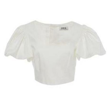 Amur Jacey Top - white