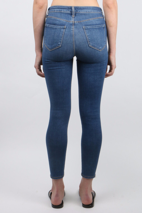 L'agency Margot High Rise Skinny