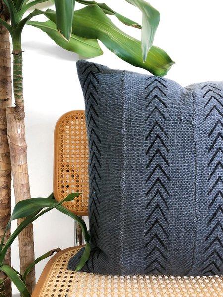 San Junipero Textile Studio Aloe Vera Pillow Cover