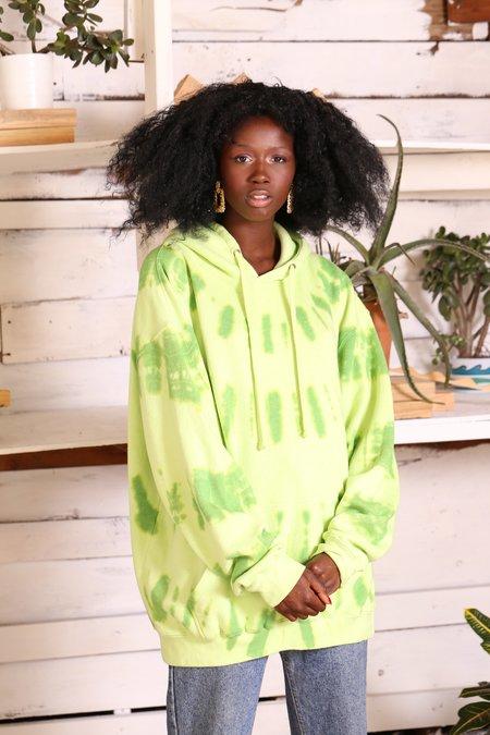 "Unisex ""INTENTIONALLY __________.""  Archive 1201 Sweatshirt - Lime"