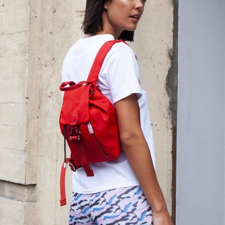 1017 ALYX 9SM Baby-X Backpack Bag - Red