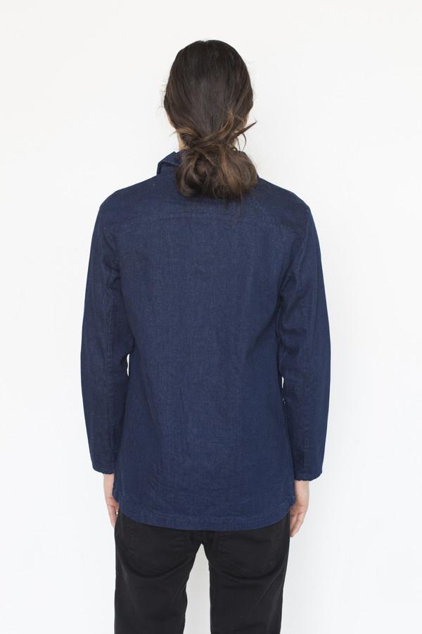 ZED Cotton Long Catch All Jacket