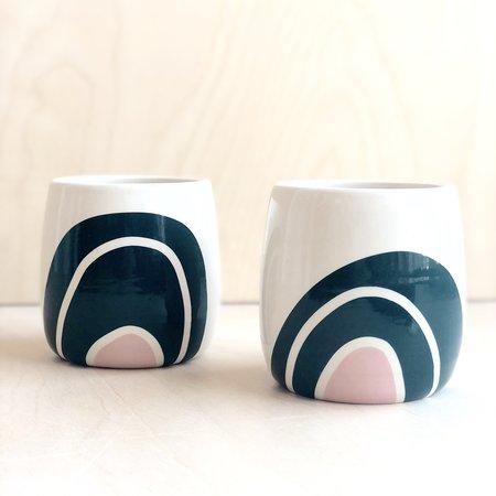 Black Mountain Ceramics Malibu Tumbler Set