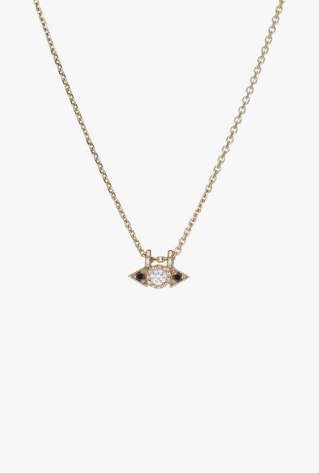 Jennie Kwon Designs Diamond Spear Necklace