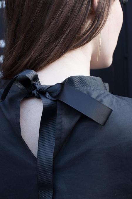 Satomi Kawakita Rippling Droplet Earring - 18K Yellow Gold