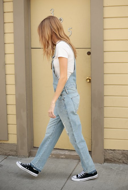 Hudson Jeans Jessi Overall - Renewal