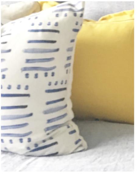 Kerri Rosenthal Layers Pillow