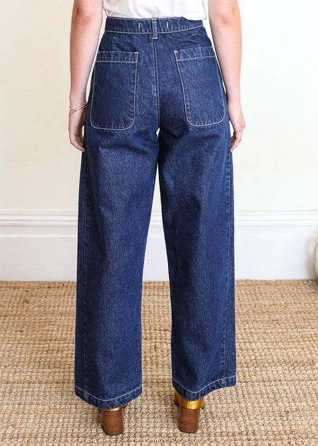 Gravel & Gold Placer Pant - Indigo Denim