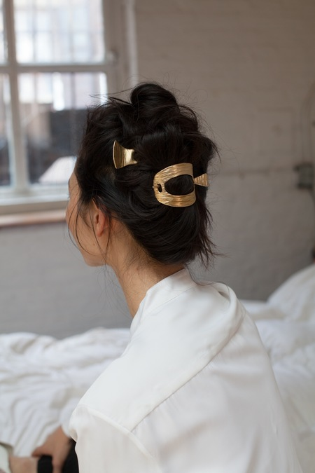 Nettie Kent Jewelry Riva Hairpin