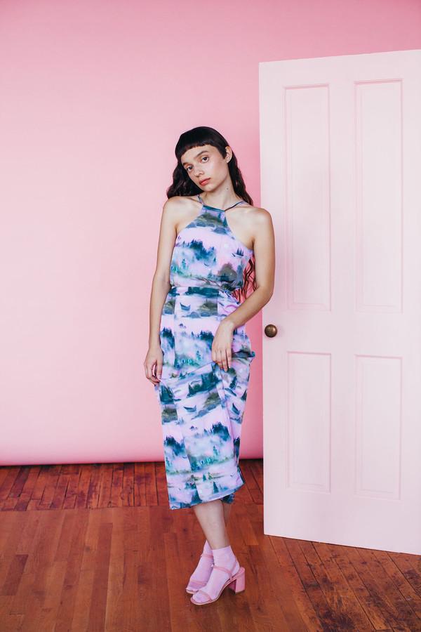 Samantha Pleet Ishtar Dress - Vista