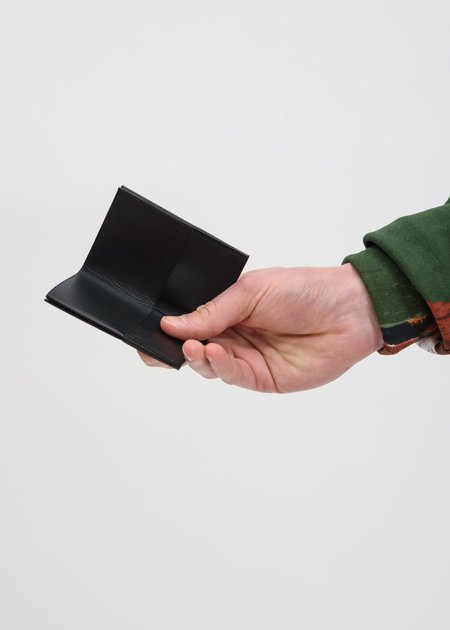 Études Studio Card Holder - Black