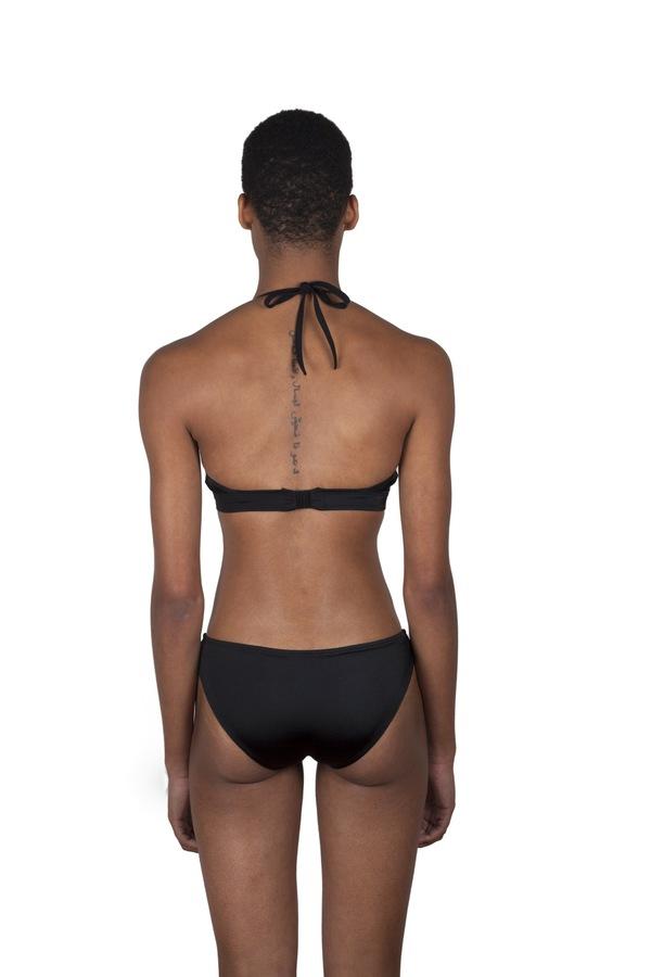 Minnow Bathers Ivy Bottoms - Black